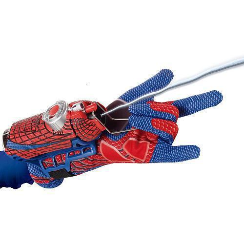Spiderman Toys For Kids : Free shipping spiderman mega blaster web shooter with