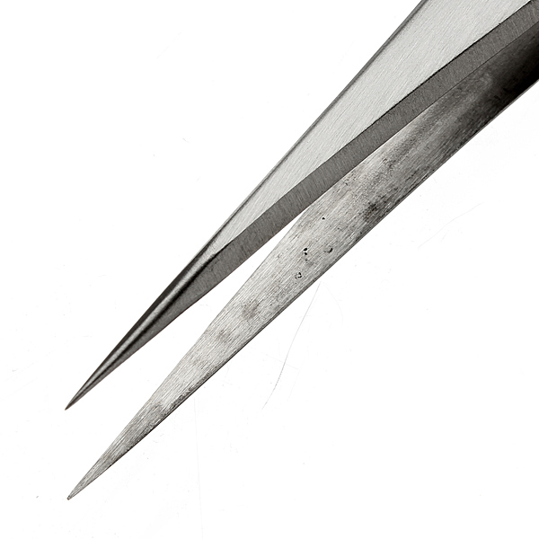 Lowest Price New Stainless Steel Industrial Anti static Tweezers watchmaker Repair Tools Excellent Quality