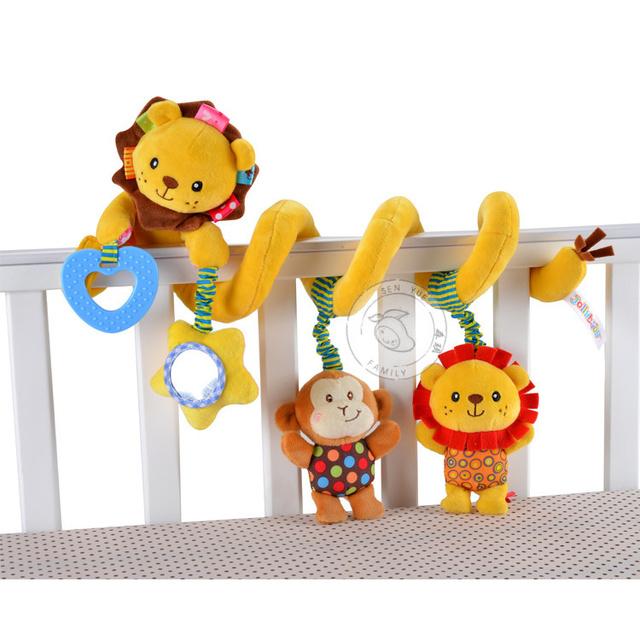 Детские манежи детские игрушки плюшевые многоцелевой кровать круг / кровать круглый ...