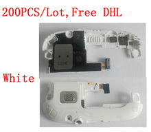 (611SSi9300W200DHL)(200PCS/Lot by DHL)100% Quality A Plus for Samsung Galaxy S3 III i9300 Ringer Loud Speaker Buzzer White