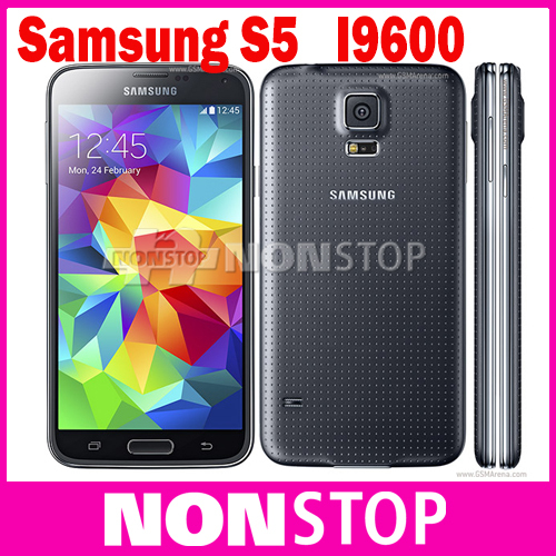 S5 Original Unlocked Samsung Galaxy S5 i9600 G900 G900F G900H G900A Quad-core 3G 16MP GPS WIFI Mobile Phone Refurbished(China (Mainland))
