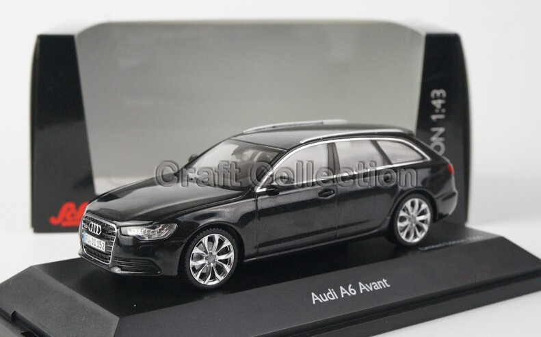Free Shipping! 1:43 Car Model AUDI  A6 AVANT Diecast Model Car Classic Toys Car Replica Luxury Collection<br><br>Aliexpress