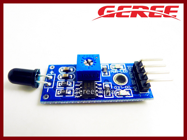 IR Temperature Sensor Module Freetronics