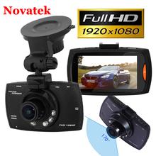 HD 1080P Автомобильный видеорегистратор автомобиля камера Video Recorder Camrecoder G-сенсор 2,7-дюймовый экран HDMI GS8000L НОВАТЭК Бесплатная доставка!