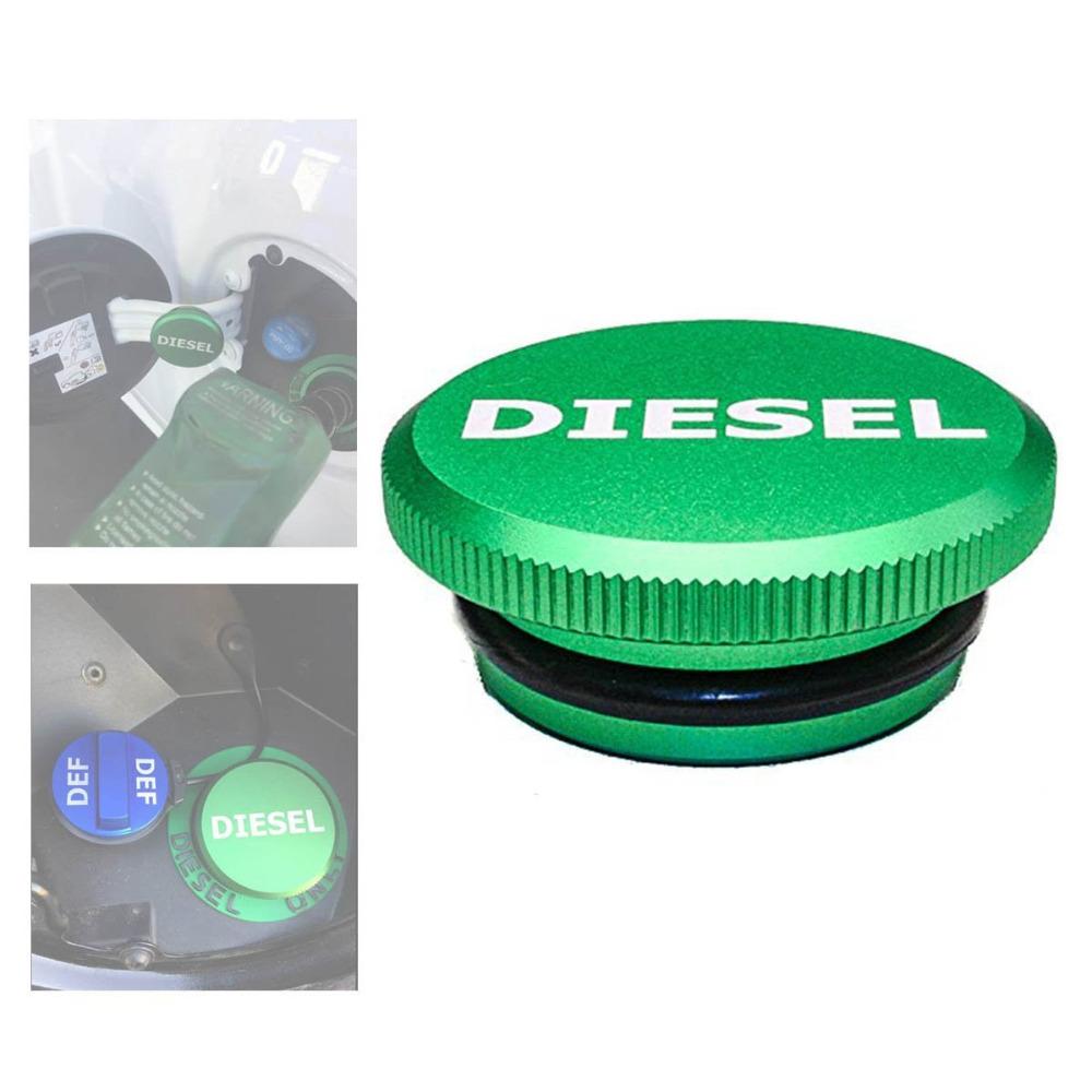 For 2013-2017 Dodge Ram Diesel Billet Aluminum Magnetic Fuel Cap Truck Permanent Cap (2)
