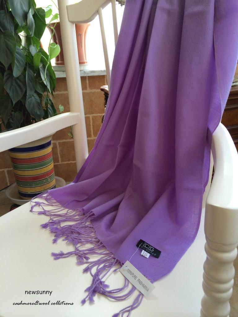 Здесь можно купить  super big size 82*210cm pure cashmere women lavender color scarves shawl pashmina $95 free shipping super big size 82*210cm pure cashmere women lavender color scarves shawl pashmina $95 free shipping Одежда и аксессуары