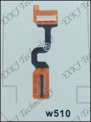 Brand new for Motorola W510 W490 W5 W6 flex cable high quality free shipping 10/lots(China (Mainland))