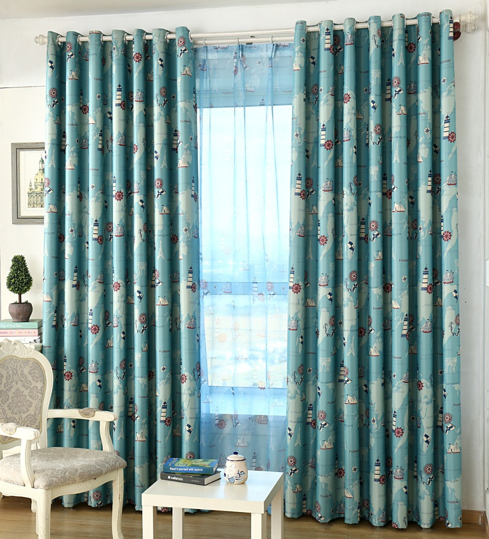 New Arrival Font B Curtains