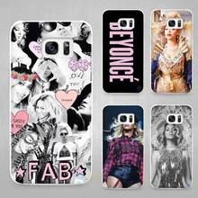 Buy Beyonce Hard White Coque Shell Case Cover Phone Cases Samsung Galaxy S4 S5 S6 S7 Edge Plus for $1.49 in AliExpress store