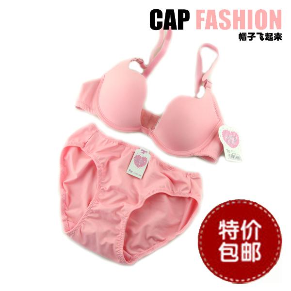 Summer 10 region three-dimensional style sexy underwear bra set