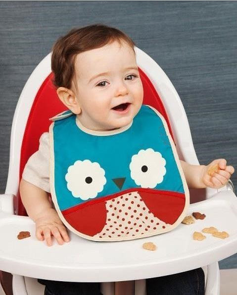 Hot Selling Carters Baby Bibs PVC Waterproof Skip Zoo Bandana Bib Baby Products Silicone Baby Burp Cloths(China (Mainland))