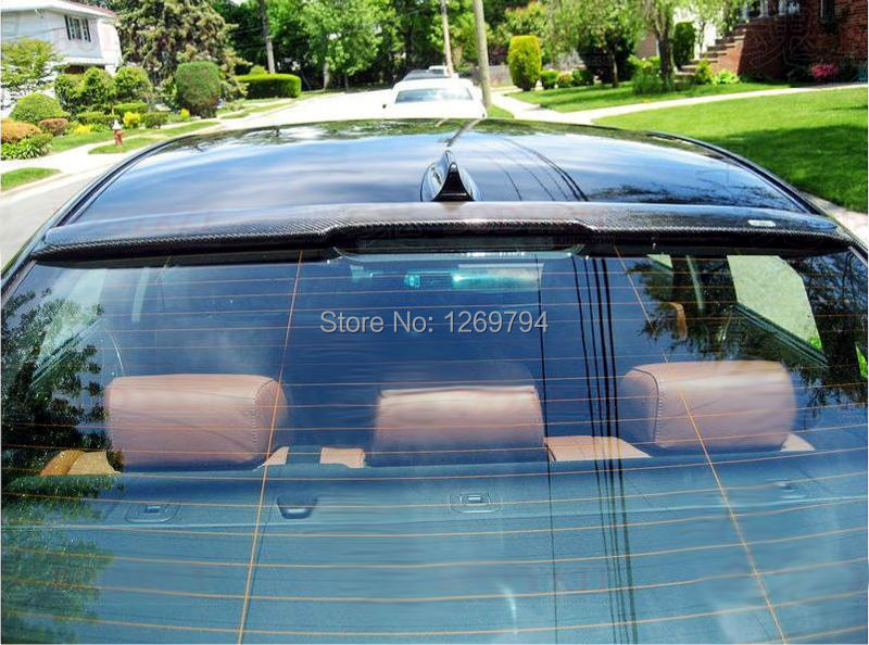 Фотография Roof Spoiler Rear Window Spoiler Wing Designed For BMW 5 series E60 520i 523i  525 530
