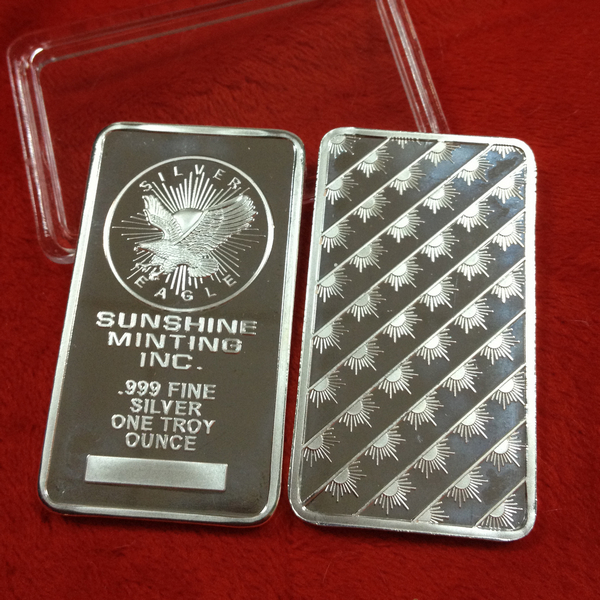 Free Shipping Sunshine Amp American Eagle Bullion Bar One