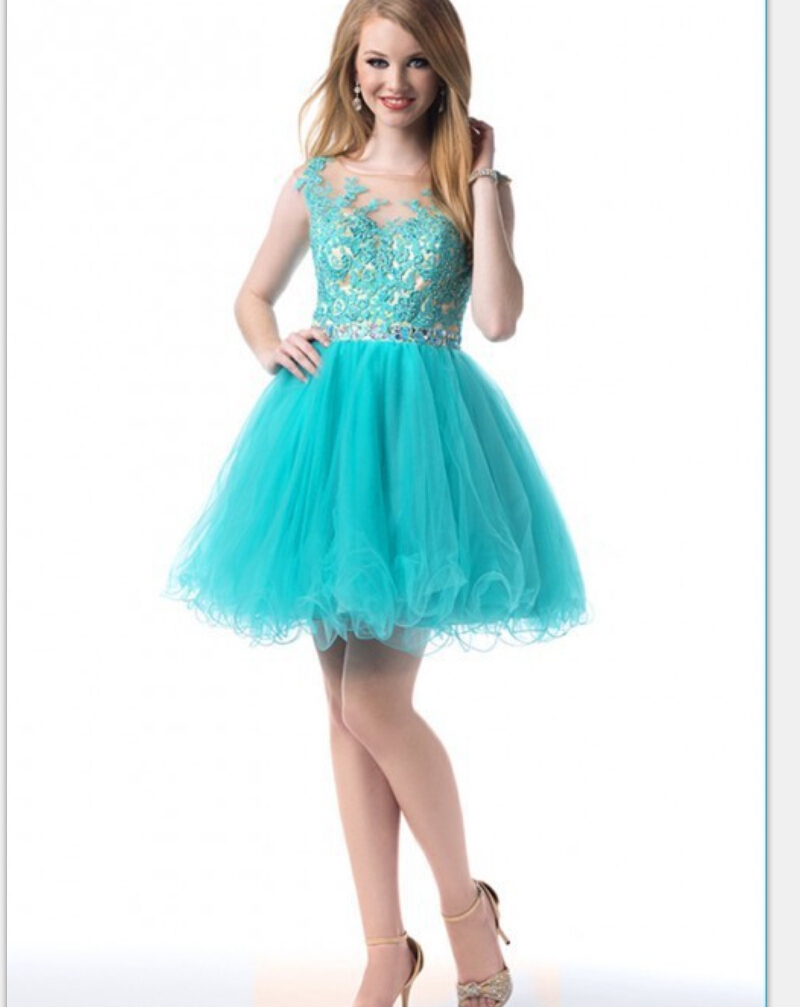 Baby Blue Short Tight Wedding Dresses | Dress images