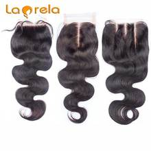 2016 Best Selling Cheap Brazilian Body Wave Lace Closure Bleached Knots Free Part Virgin Hair Closure With Baby Hair