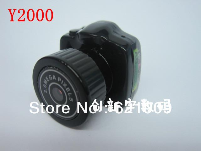 Mini HD 720P DSLR Video DV digital Camera Hidden Camcorder Web Cam Recorder(China (Mainland))