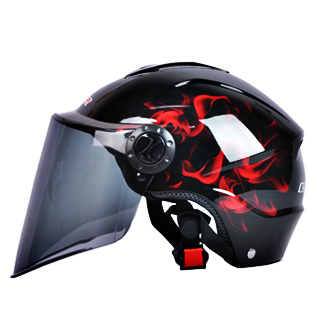 LS2 Genuine Helmet Summer Helmet Capacete L XL Men And Women Motorcycle Helmets Safety Hat Four Seasons LS2 Genuine Helmet(China (Mainland))
