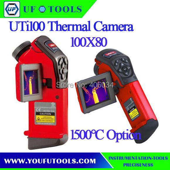 NEW UNI-T UTi100  Infrared Thermal Imaging Meter Thermal Imaging Camera