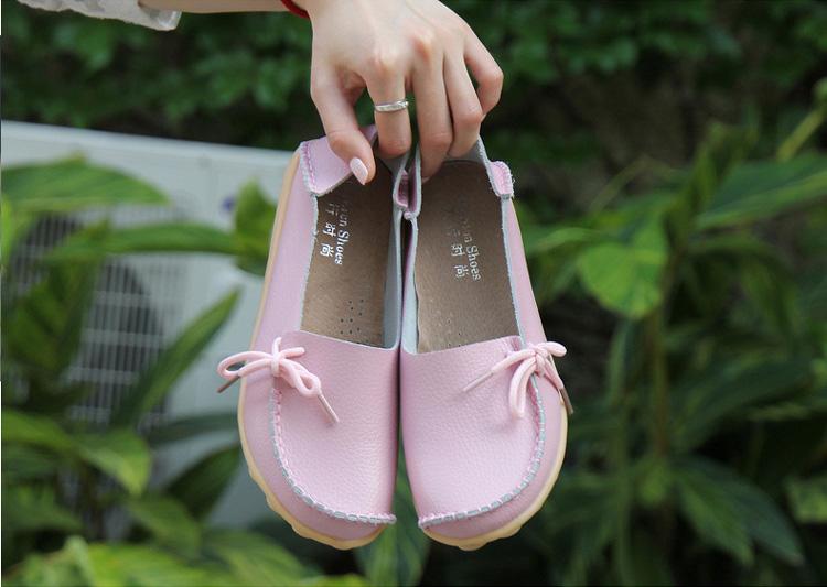 AH911  (2) new women's flats shoes