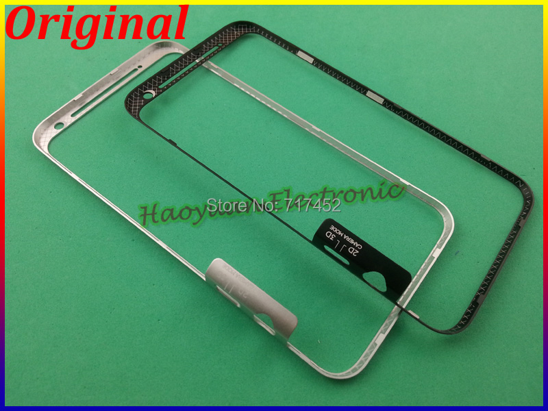 100% Original Metal Front Panel Frame Housing Cover Case For HTC EVO 3D / X515 / G17 Free Shipping(China (Mainland))