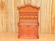 1:12 Cute MINI Dollhouse Miniature Cabinet(China (Mainland))