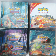 EX 324 pcs/set Pocket Monsters Cards English Edition Monster Poke Ball Pikachu Umbreon Sylveon Cartoon kids gift - coer 2015 store