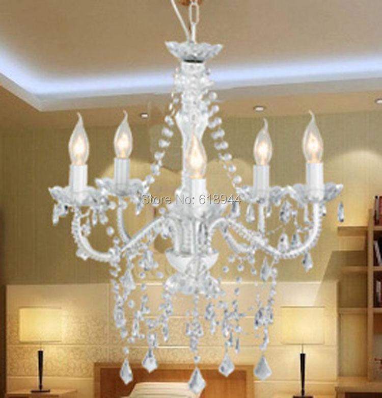 Buy modern fashion transparent white kids for Hanging lights for kids room