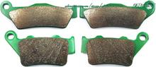 Buy Brake Pads for HUSQVARNA WR250 WR 250 1995 96 97 1998 1999 2000 2001 2002 2003 2004 2005 2006 2007 2008 2009 2010 2011 2012 2013 for $7.20 in AliExpress store