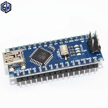 Buy 50pcs TENSTAR ROBOT Nano 3.0 controller compatible arduino nano CH340 USB driver NO CABLE NANO V3.0 for $109.70 in AliExpress store