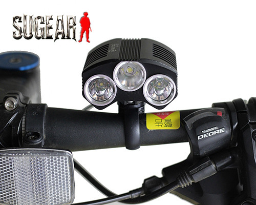 New MXDL CH-K33 CREE T6 + XPE LED 3.6V 4 Mode 3000 Lumens Waterpoof Bike Handle Light Bicycle Aluminum Alloy Safety Light Black(China (Mainland))