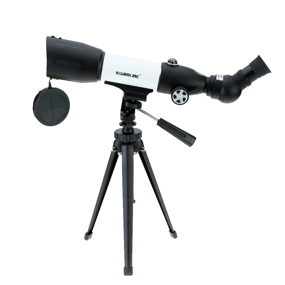 New Outdoor Space Astronomical Telescope Visionking CF50350 120X 350/50mm Monocular Refractor Scope with Tripod Compass(China (Mainland))