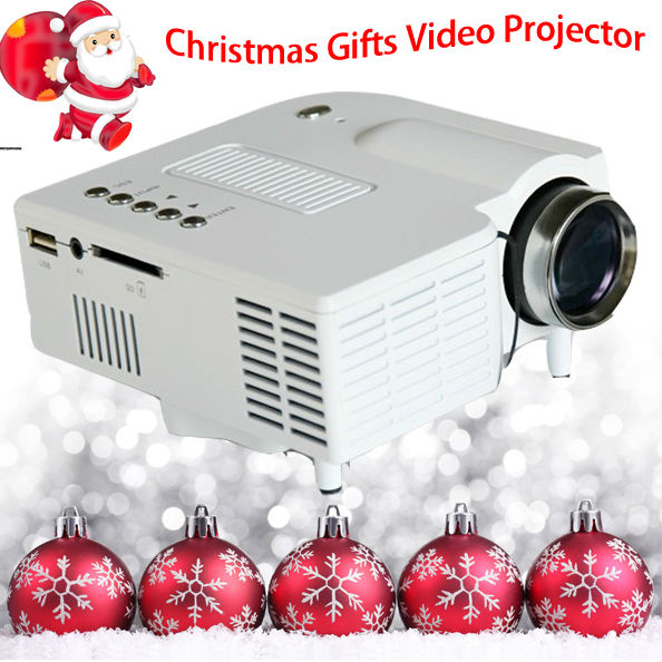 Christmas present video mini projector HDMI Portable for kids game Xbox Wii PS4 entertainment LED proyector home used<br><br>Aliexpress