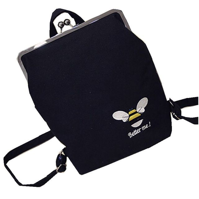 2016 горячая распродажа женщины холст граффити рюкзак Softback школьные сумки для ...