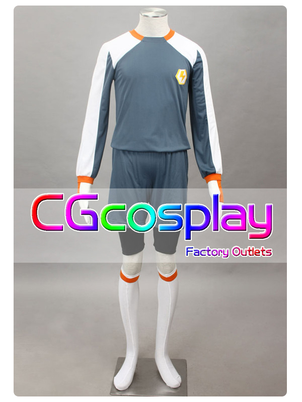 Free Shipping Cosplay Costume Inazuma Eleven Ranmaru Kirino Soccer team Summer Uniform New in Stock Halloween Any SizeОдежда и ак�е��уары<br><br><br>Aliexpress