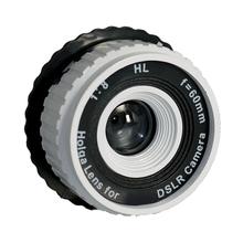 Buy Lomo Holga DSLR Lens White HL-C Canon Digital Camera EOS EF system 1D 5D 7D 60D 50D 40D 600D 550D 500D 1000D 1100D etc... for $18.95 in AliExpress store