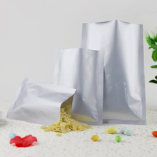 30pcs/lots 36cm*48cm*200mic High Quality Large AL Foil Frozen Food Packaging Bags Flat Pouch Retail Packaging Bags(China (Mainland))
