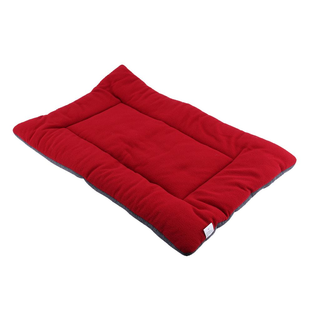 Soft Cozy Dog Crate Mat Kennel Cage Pad Bed Pet Cushion Small Medium Extra Large Size(China (Mainland))