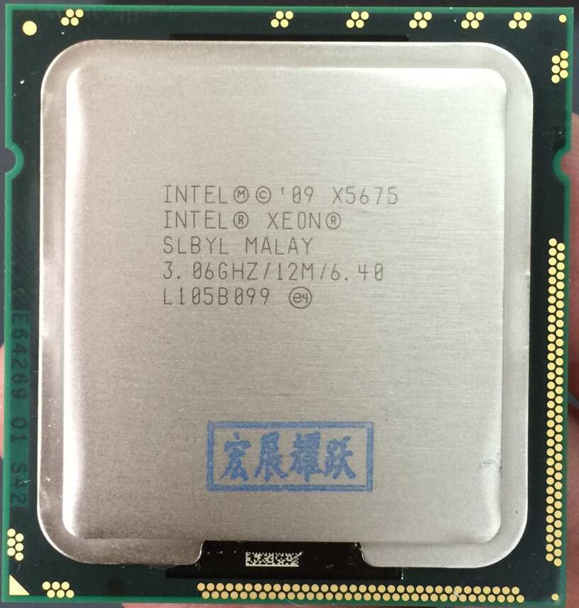Интернет магазин товары для всей семьи HTB1v45IPpXXXXa0aXXXq6xXFXXX9 Процессор Intel Xeon X5675 (12 МБ кэш, 3,06 ГГц, 6,40 GT/s Intel QPI) LGA 1366 ЦП сервера