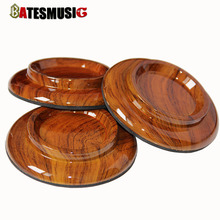 Professional Grand Piano Caster Cups Pad Load Bearing Sturdy Durable Design Piano Accessories 3pcs/set  Acrylic(China (Mainland))