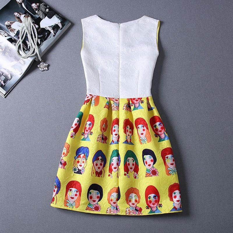 2016 New Bottoming Dress Women Summer Style Dress Vintage Sexy Party Vestidos Plus Size Female Maxi Boho Clothing Bodycon Robe