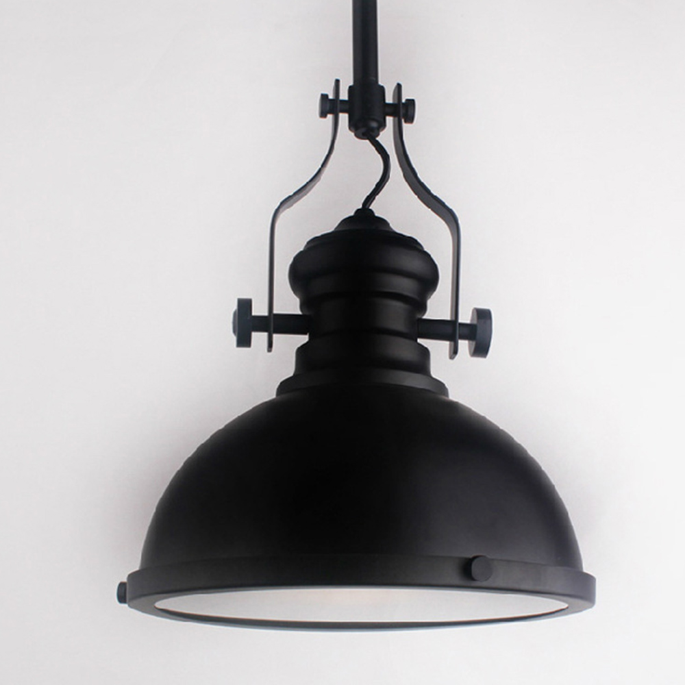 Black Metal Pendant Lights Vintage Chain Pendant Lamps Incandescent Bulbs Nordic Bedroom Bar Cafe Fixture Lightings Levodecor(China (Mainland))