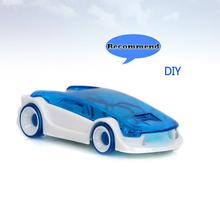 New DIY creative toys brine power car brine car educational baby infant children's toy Birthday gift(China (Mainland))