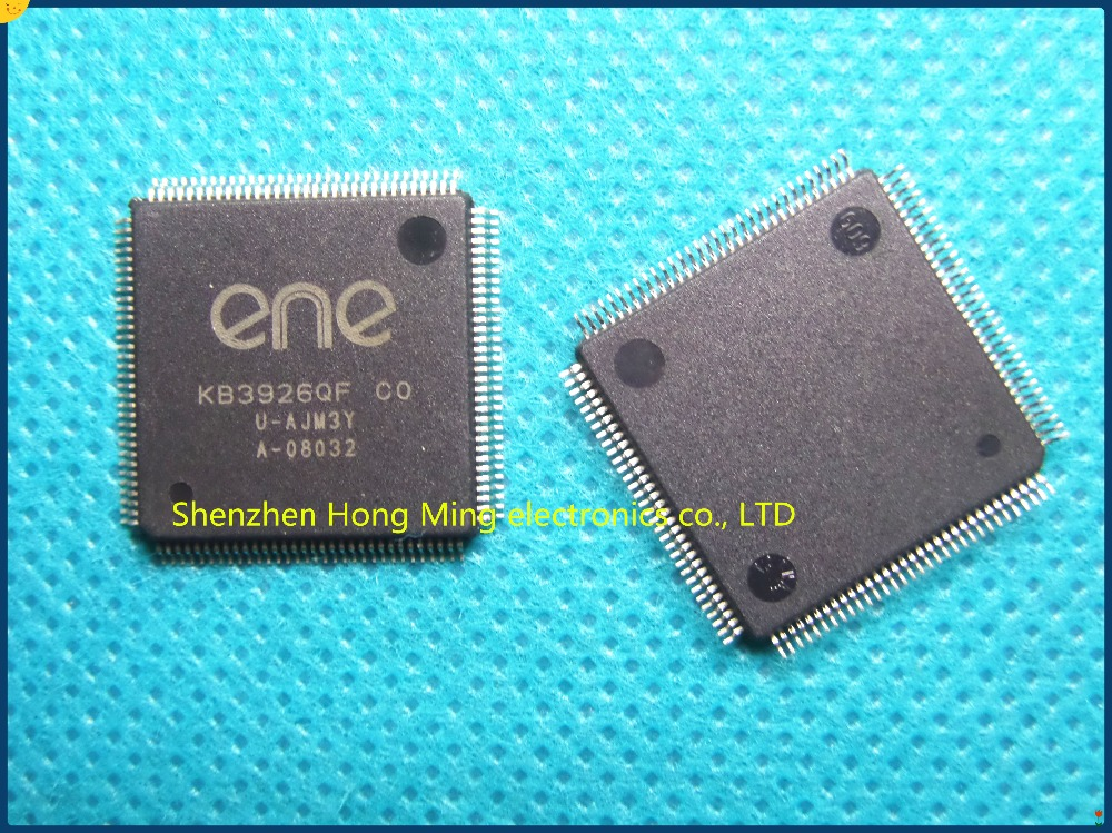 (2piece)100% New KB3926QF CO KB3926QF C0 QFP-128 Chipset(China (Mainland))