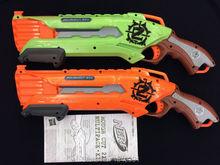 gun  Nerf Zombie