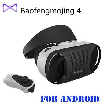 Baofeng Mojing 4 Virtual Reality Smartphone 3D Smart Glasses Gafas Realidad Virtual Android 3D Virtual Video Glasses Storm
