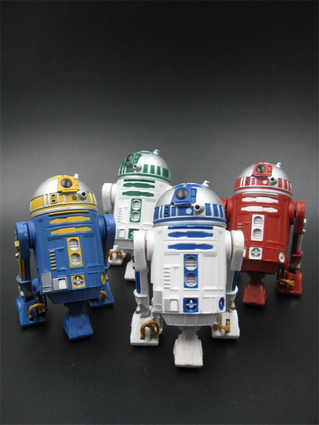 """Star Wars R2-N3/R2-R9/R2-B1from the Droid Factory 3.75"""" Action Figure Loose(bulk)(China (Mainland))"""