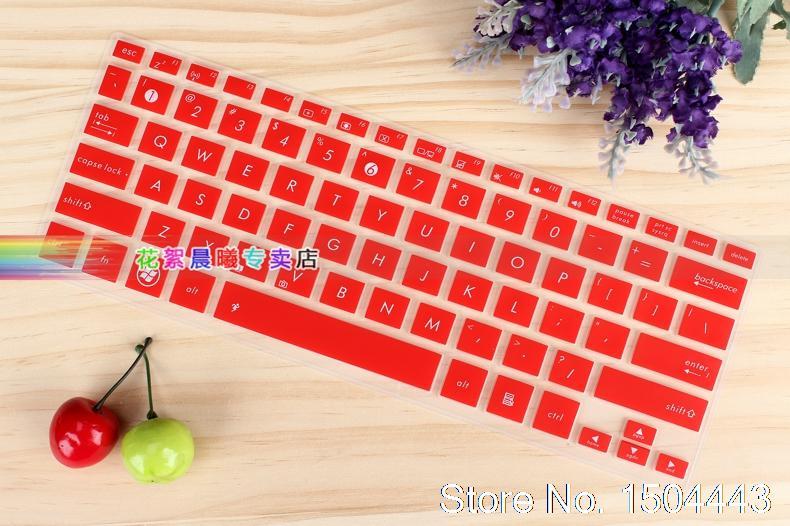 13 3 дюймовый чехол для клавиатуры ноутбука Защитная пленка Asus Zenbook UX330UA UX330U UX330 X330 aeProduct.getSubject()