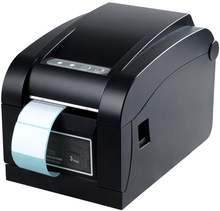 High quality Thermal without carbon belt Barcode label printer Sticker printer Thermal printer Can print qr code