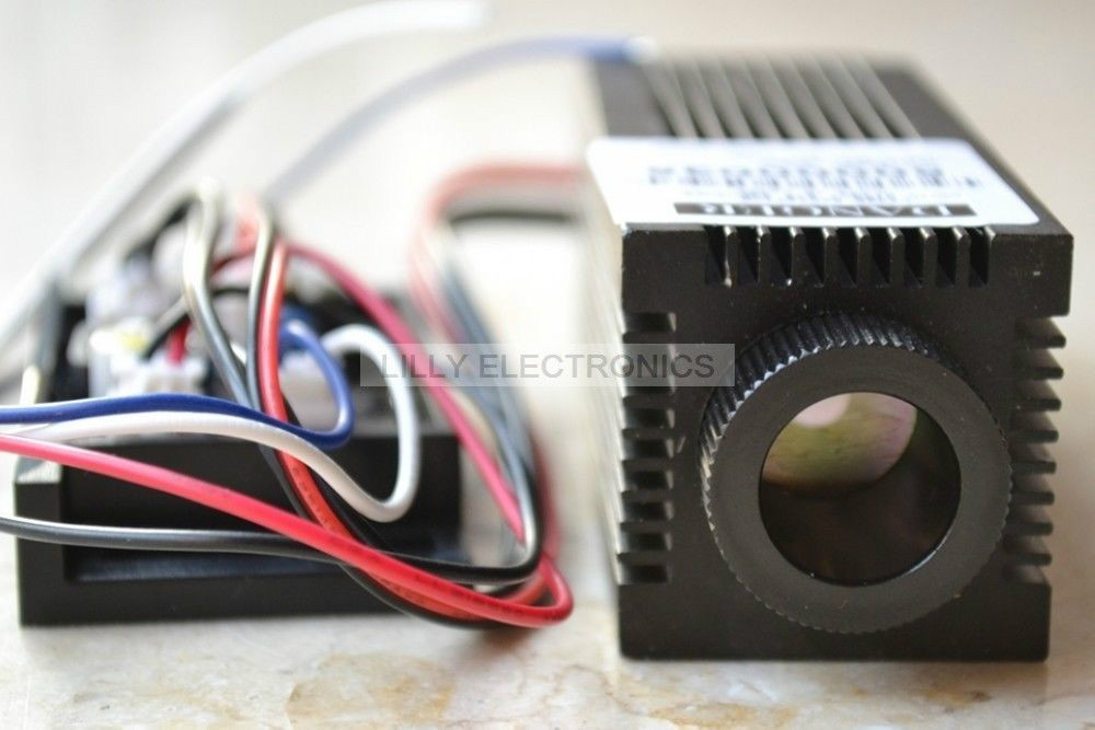 Focusable 0.8W 808nm Infrared Laser Diode Module(China (Mainland))