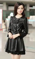 Женская одежда из кожи и замши AGREE PU & + AGWLS088